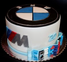 torta, cake BMW