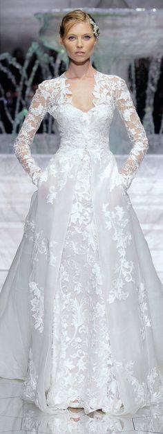 The Chic Technique: Atelier Pronovias 2018 Collection Show - Wedding Dresses, Bridal Gowns