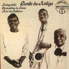 """""""Samba da Antinga"""", com Pixinguinha, Clementina de Jesus e João da Bahiana. Visite o Traço de União - Casa de Brasilidades -> http://www.tracodeuniao.com.br"""
