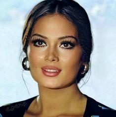 Turkish Beauty, Indian Beauty, Egyptian Actress, Celebrity Stars, Arab Fashion, Arab Women, Glowy Skin, Hollywood Actor, Vintage Hollywood