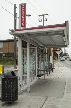 Bus stop1