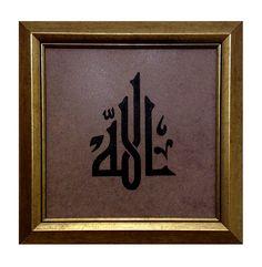 Pyrography / Allah cc.