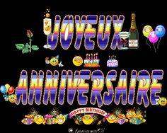 Images, Messages et Photos D Joyeux Anniversaire pour féliciter à vos proches #anniversaire #joyeux_anniversaire #bon_anniversaire