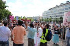 vatandaşın gözünden Gezi Parkı  eylemleri