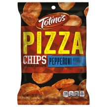 Combining the flavor of pizza with the crunch of a light and crispy chip, new Totino's Pizza Chips from General Mills Convenience & Foodservice help convenience stores capitalize on the popularity of pizza today.