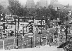 West Colfax Denver, CO 1965 (at about Tennyson)