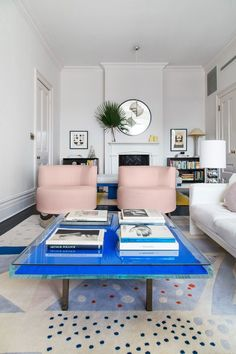 Living room by White Arrow