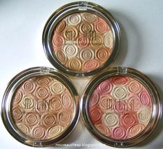 Nouveau Cheap: Review: Milani Illuminating Face Powders