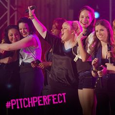 The Bellas, an all-female a cappella group, battle the Trebles to sing their way to the top in Pitch Perfect. Watch Pitch Perfect, Pitch Perfect 2012, Just Girly Things, Girly Stuff, Girl Things, Random Stuff, Simple Things, Amazing Things, Funny Things