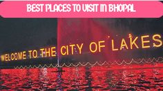 Whether you are from Bhopal or from other place do not forget to visit this places in Bhopal. If you are visiting here surly you will take out your calendar to find next holiday to come here again.
