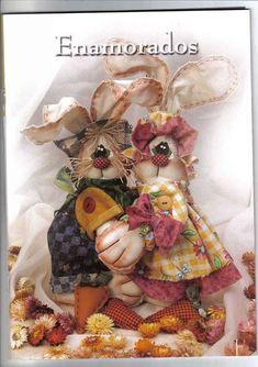 Crafts Clara Moon: _conejos Paese