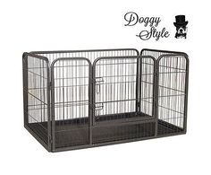 #Heavy duty #puppy play pen whelping box 4 x sizes / dog enclosure / #playpens / ,  View more on the LINK: http://www.zeppy.io/product/gb/2/272160814177/