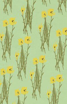 flowers - #textile