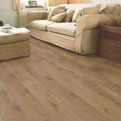 Flooring :: Quick-Step Laminate Flooring :: Eligna :: Old Oak Matt Oiled Hallway Flooring, Laminate Flooring, Hardwood Floors, Quickstep Laminate, Quick Step Flooring, Updated Kitchen, New Homes, Lounge, Furniture