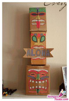 Increíbles ideas una fiesta de cumpleaños hawaiana. Encuentra todos los artículos para tu fiesta en nuestra tienda en línea: http://www.siemprefiesta.com/fiestas-infantiles/ninas/articulos-hawaiana.html?utm_source=Pinterest&utm_medium=Pin&utm_campaign=Hawaii