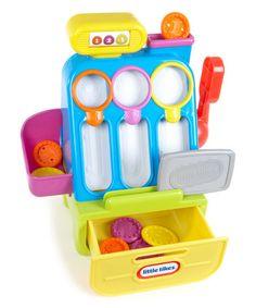 Look what I found on #zulily! Cash Register Toy by Little Tikes #zulilyfinds