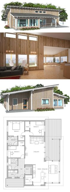 Container House - plan de petite maison - Who Else Wants Simple Step-By-Step Plans To Design And Build A Container Home From Scratch?