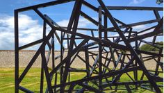 Nature and Culture by Eva Rothschild | CASS Sculpture Foundation