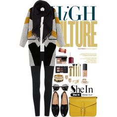 Shein 10. by amra-f on Polyvore featuring Angela & Roi, Michael Kors, Kate Spade, Ted Baker, Isabel Marant, Bobbi Brown Cosmetics, tarte, NARS Cosmetics, Lime Crime and Essie