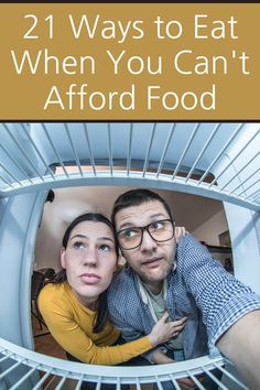 Food costs just keep rising and for some families, those rising costs are just not something their budget allows for. For those who are hungry and can't afford to go to the grocery store, all hope is not lost. These tips and tricks will help keep you fed when you can't afford to buy food.