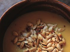 Tara Stiles' Pumpkin Coconut Cream Soup