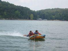 Lake Hartwell-summer days