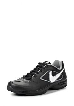Кроссовки Nike / Найк мужские. Цвет: черный. Материал: искусственная кожа. Сезон: Осень-зима 2014/2015. С бесплатной доставкой и примеркой на Lamoda. http://j.mp/1znCCxc