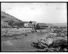Playa re aca vi a del mar 1969 fotos antiguas for Cementerio jardin del mar