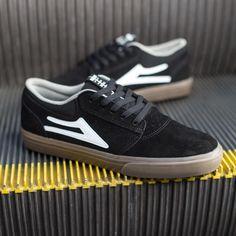 Lakai Manchester Grey/Gum Shoes