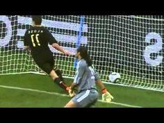 WM 2010  Deutschland-Argentinien 4:0