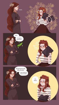 Hades' Holiday :: Part 1. Pages 1-8   Tapastic Comics - image 4