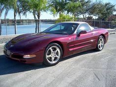 2003 50th Anniversary Corvette