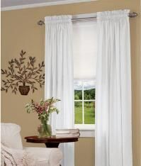 Insulated Weaver's Cloth Rod Pocket Curtains - Pair_115113