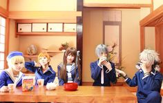 anime cosplay | Fruits Basket