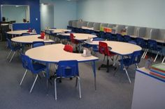 Better Ways to Use Classroom Space