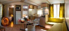 Casa Mobile Leonardo - Available on Park Albatros, Altomincio Family Park, Camping Village Fabulous, Norcenni Girasole Club
