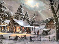 A Christmas Embrace by Jesse Barnes
