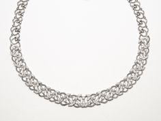 Exquisite Diamond Necklace from Fortunoff Jewelry Boutique