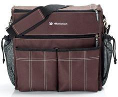 Bebemon Urban Xl – Bolso cambiador, color marrón