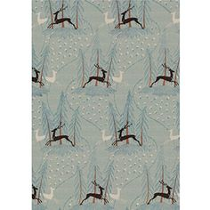 V&A Christmas Cards - Leaping Deer Textile (Pack of 6)||RNWIT||EVAEX
