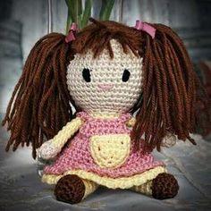 Amigurumi: bambole e pupazzi lavorati all'uncinetto con schemi gratuiti.