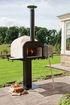 beautiful wood fired ovens - Google Search