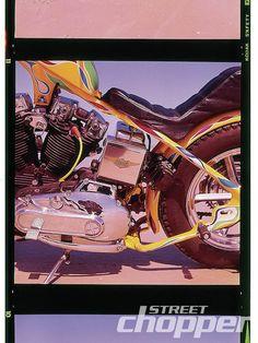 1972 Harley Davidson Sportster