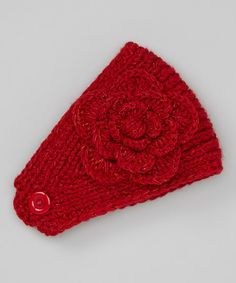 Free Knitting Flower Headband Patterns Beautiful Flowers 2018