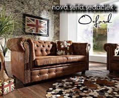 Luxusná séria sedačiek OXFORD