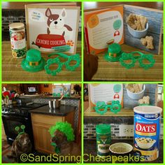 St. Patrick's Day Treats~Tasty Tuesday | Sand Spring Chesapeakes