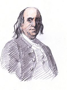 How to Draw Benjamin Franklin -- via wikiHow.com