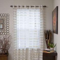 Portsmouth+Home+2-pk.+Arla+Striped+Curtains