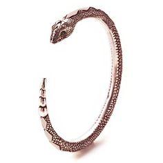 Serpent Bangle