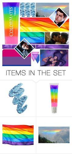 """""""Shadow hunters Malec asthetic"""" by elliotttuck on Polyvore featuring art"""